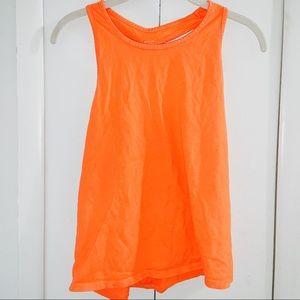 * FREE W PURCHASE* Girl's Arizona Jean Orange Tank